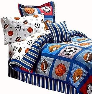 Best sports comforter set full Reviews