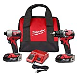 Best milwaukee brushless drill - Milwaukee M18 18-Volt Lithium-Ion Brushless Cordless Compact Drill/Impact Review