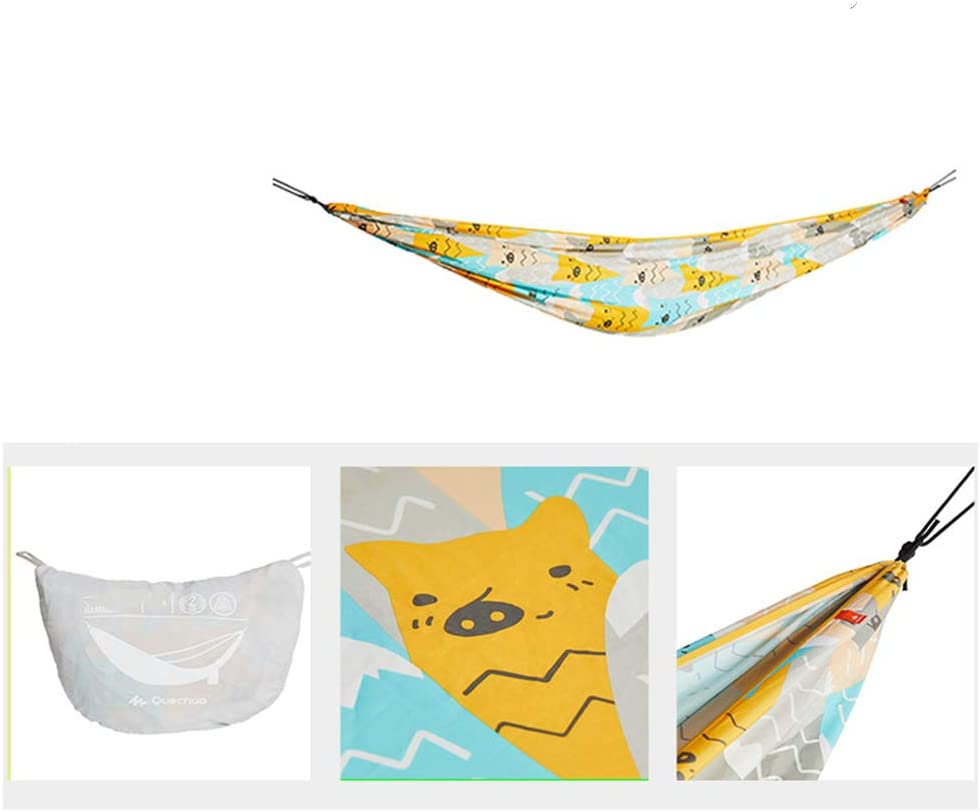 HWLY Outdoor Ranking TOP1 Cotton Hammock Multiples 260 Cm Load Capacit Max 49% OFF X 152