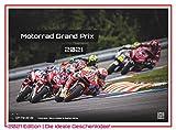MotoGP Grand Prix 2021 – Calendario de pared – Formato: DIN A3 | MotoGP