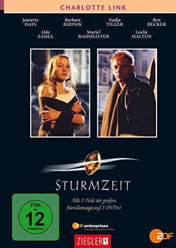 Charlotte Link: Sturmzeit, Teil I - V [3 DVDs]