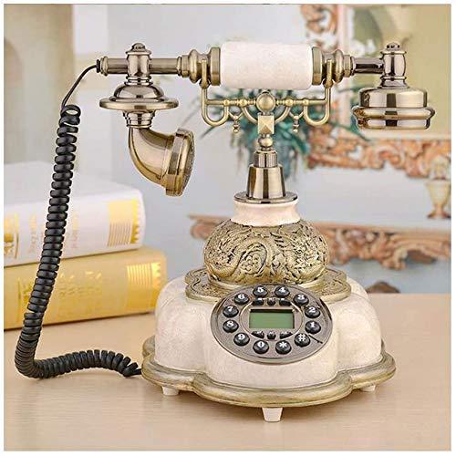 ZZTX Teléfono / 1800Mhz Tarjeta SIM Soporte Teléfono Fijo Teléfono Fijo Teléfono inalámbrico Oficina en casa Hotel,begie