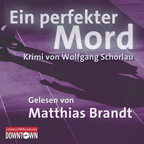 Ein perfekter Mord audiobook cover art