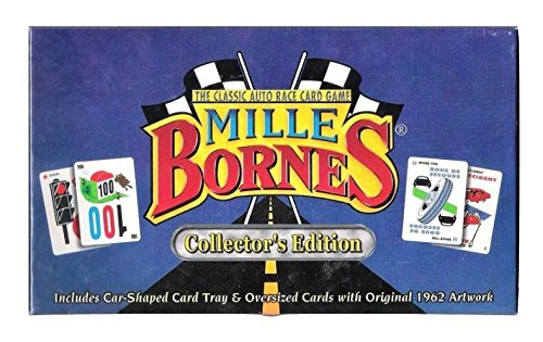 Winning Moves Games Mille Bornes Collector#039s Edition Card Game