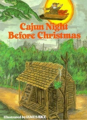Cajun Night Before Christmas® Slipcase (The Night Before Christmas)