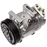 Nissan Maxima A/C Compressor Clutches & Components - ECCPP A/C Compressor with Clutch fit for 1997-2001 Infiniti I30 Nissan Maxima CO10552C Car Air AC Compressors Kit