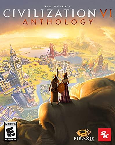 Sid Meier's Civilization VI Anthology - PC [Online Game Code] is $40 (60% off)