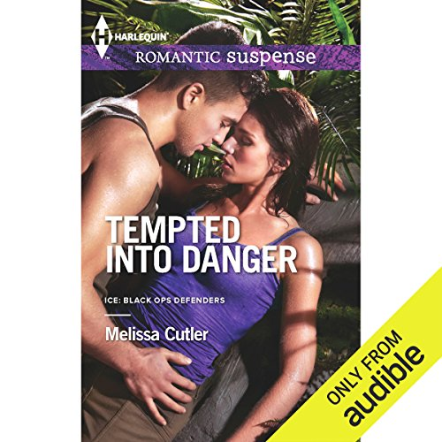 Tempted into Danger audiobook cover art