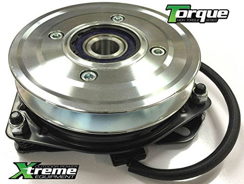 Xtreme Outdoor Power Equipment X0607 Replaces Simplicity 5023232SM PTO Clutch w/Bearing Upgrade & Replaceable Wire