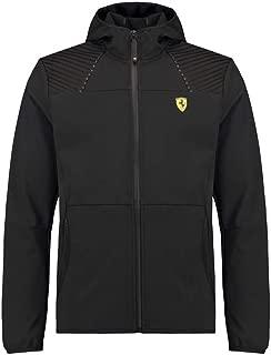 Scuderia Ferrari Men's Softshell Jacket Black