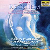 Mozart: Requiem (New Completion by Robert Levin), Premiere Recording on Period Instruments