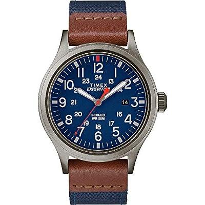 Timex Expedition - Reloj analogico de Cuarzo para Hombre