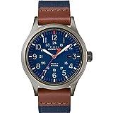 Timex Hommes Analogique Classique Quartz Montre avec Bracelet en Tissu TW4B14100