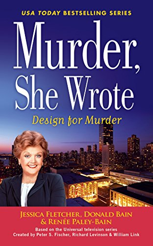 MURDER SHE WROTE DESIGN FOR 6D