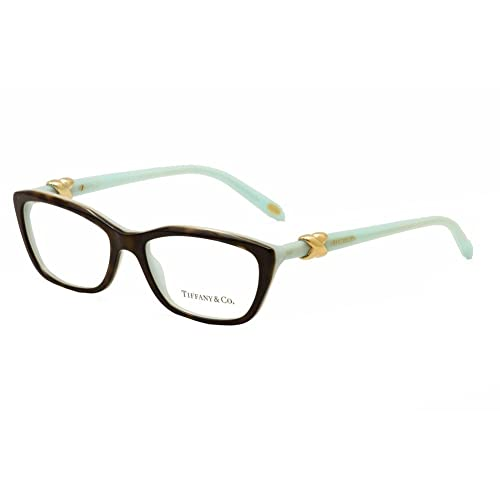 7a9ebc221dc6 Tiffany   Co. TF2074 - 8134 Eyeglass Frame TOP HAVANA BLUE 52mm