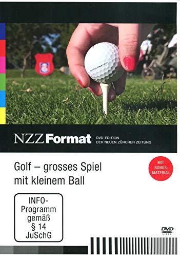 Golf - grosses Spiel mit kleinem Ball - NZZ Format