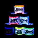 Best Glow In The Dark Body Paints - Glominex AH921 Glow in the Dark Body Review
