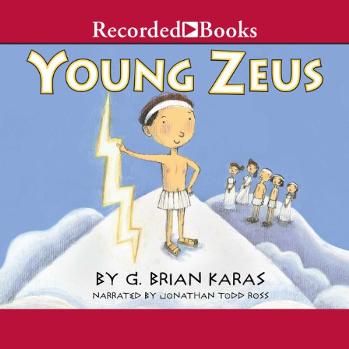 Young Zeus audiobook cover art