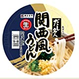 だし名人 関西風うどん 131g ×12食