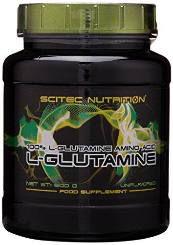 Scitec Nutrition L-Glutamine, 600g, 25160