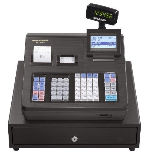 Sharp XEA407 Advanced Reporting Cash Register