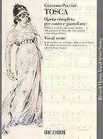 Puccini : Tosca (chant et piano) - Ricordi