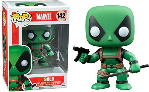 Funko POP! Marvel Deadpool Rainbow Squad: Solo