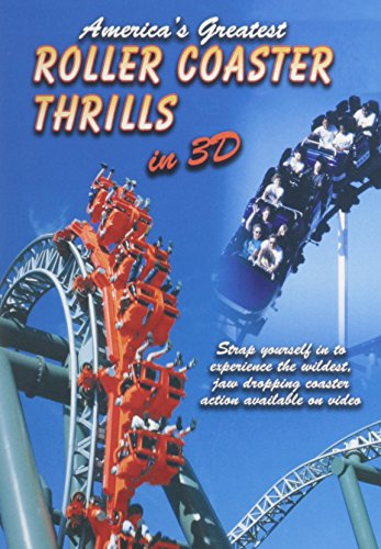 America#039s Greatest Roller Coasters 3Pack