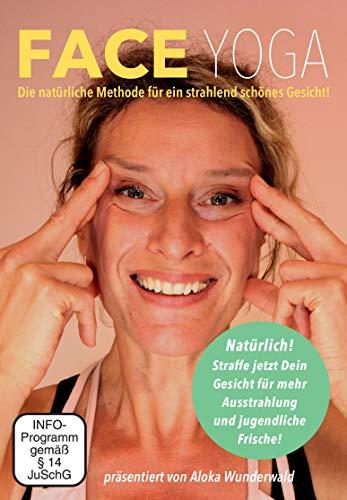 Face Yoga DVD deutsch: Natürlich strahlend und schön mit der Face Yoga Methode   Gesichtsyoga gegen Falten   Gesichtsmuskeln trainieren um jünger und frischer auszusehen   Gesichtsyoga statt Botox