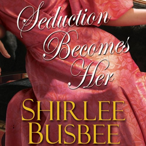 Seduction Becomes Her audiobook cover art
