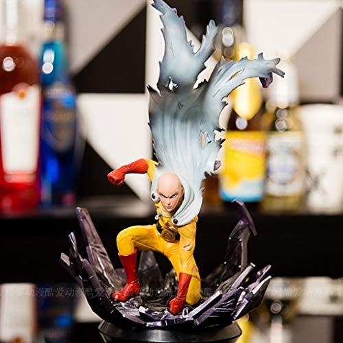 PLL One Punch Man: Saitama (Punch Quest) Action-Figur Modell Geschenk Dekorationen Statue Sammlung