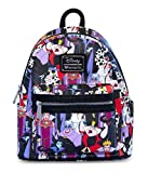 Loungefly Disney Villains Womens Mini Backpack