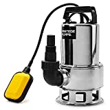 Protege PRD-M5 1500W Submersible Dirty Water Pump