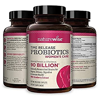 NatureWise Women's Probiotics