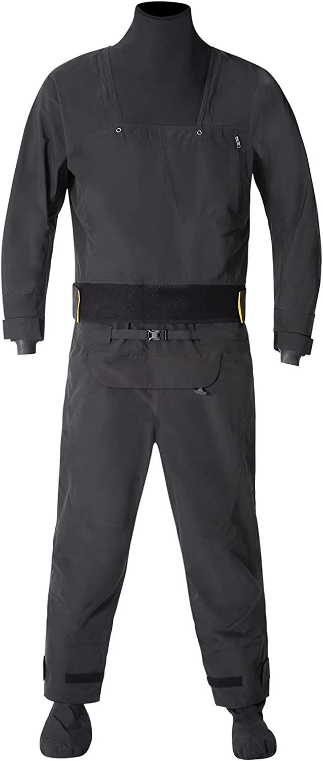 VZKAK Dry Suits for Don't miss the campaign Kayaking Max 88% OFF Water Paddling in Cold Equ