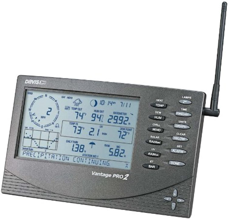 Davis Vantage Pro2 Wireless Console Receiver