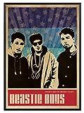 ZYHSB Beastie Boys Musik Sänger Poster Und Print Art