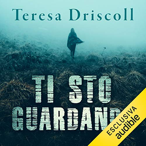 Ti sto guardando audiobook cover art