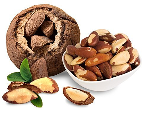 Raw Brazil Nuts 32oz (2 Pounds) Distinct and Superior to Natural and Raw | No PPO | Non GMO | Vegan and Keto Friendly… 4