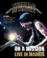 On a Mission: Live in Madrid [Blu-ray]