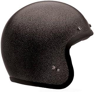 Capacete Bell Helmets Custom 500 Solid Preto Flake 58