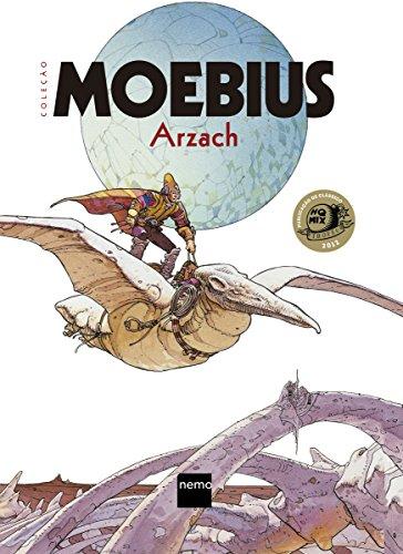 Arzach (Portuguese Edition)