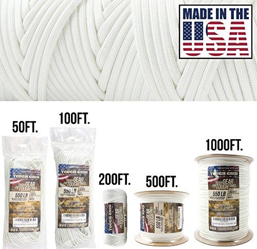 1000 ft nylon cord - 6