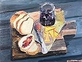 Kitchen Painting 9x12 3:4 - Kitchen Art, Kitchen Wall Art, Kitchen Painting, Kitchen Picture, Kitchen Print, Kitchen Interiors