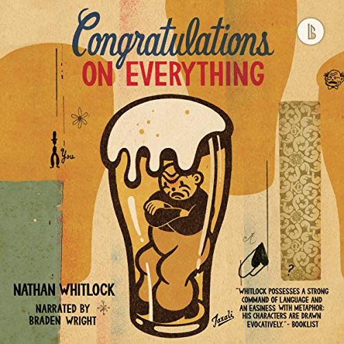 『Congratulations on Everything (Booktrack Edition)』のカバーアート