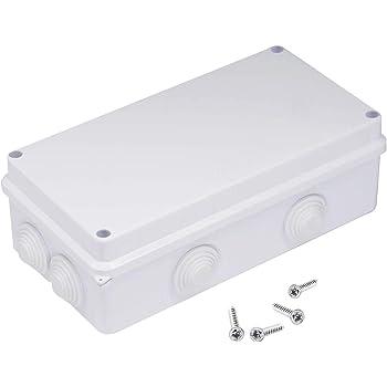 IP65 Abzweigdose Verteilerdose Anschlussdose Abzweigkasten Plastik 80*110*70mm