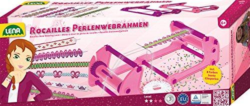 SIMM Spielwaren Lena Kit de Bricolage Tendance, Plastique
