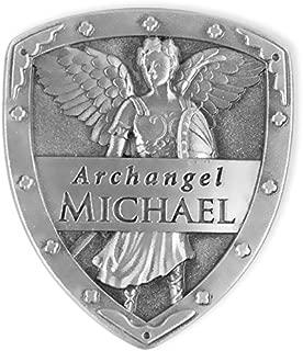 AngelStar 15513 Archangel Pocket Shield Token, 1-1/4 by 1-Inch, Michael