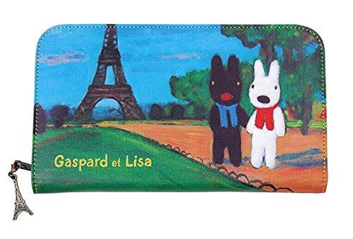 (ディアカーズ) DearCards 通帳ケース-リサとガスパール