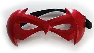 Nightwing Sidekick Mask Halloween Costume Cosplay Comic Movie Prop DJ Music Gift LA29